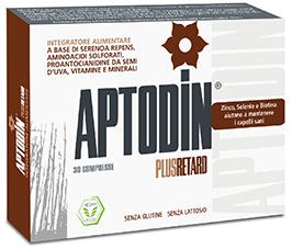 Aptodin Plus Retard contro il Diradamento dei capelli
