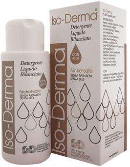 Isoderma Detergente viso e pelli delicate   Detergente intimo post parto