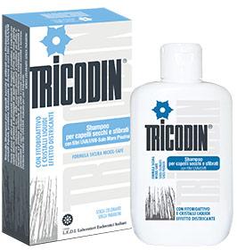 Tricodin Shampoo Specifico per Capelli Secchi e Sfibrati