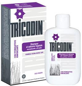 Tricodin Shampoo al Catrame contro le Desquamazioni del cuoio capelluto