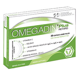 Omegadin Plus retard integratore per la pelle