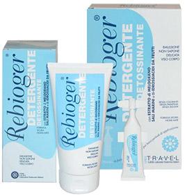 Rebioger Detergente viso e corpo
