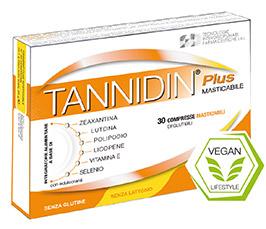 Protezione solare Tannidin Plus Masticabil