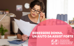 benessere donna assist forte